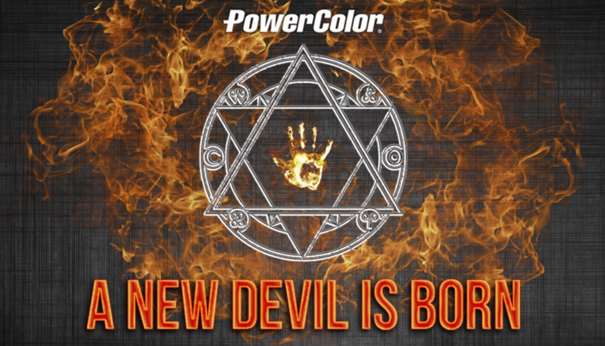 PowerColor RX 480 DEVIL
