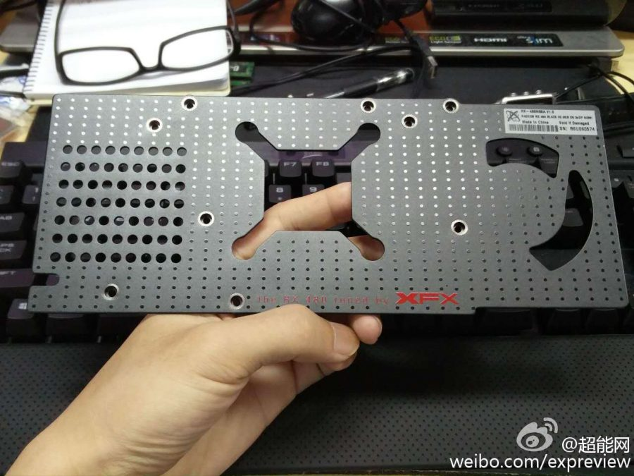 XFX Radeon RX 480 Black Edition (1)