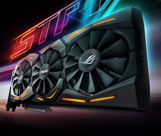 ASUS Radeon RX 500 series listed online | VideoCardz com