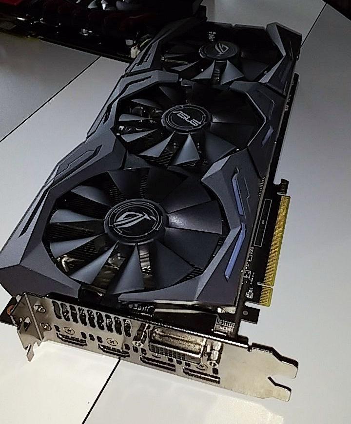 ASUS STRIX Radeon RX 480 (2)