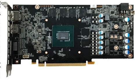 GAINWARD GeForce GTX 1060 PCB