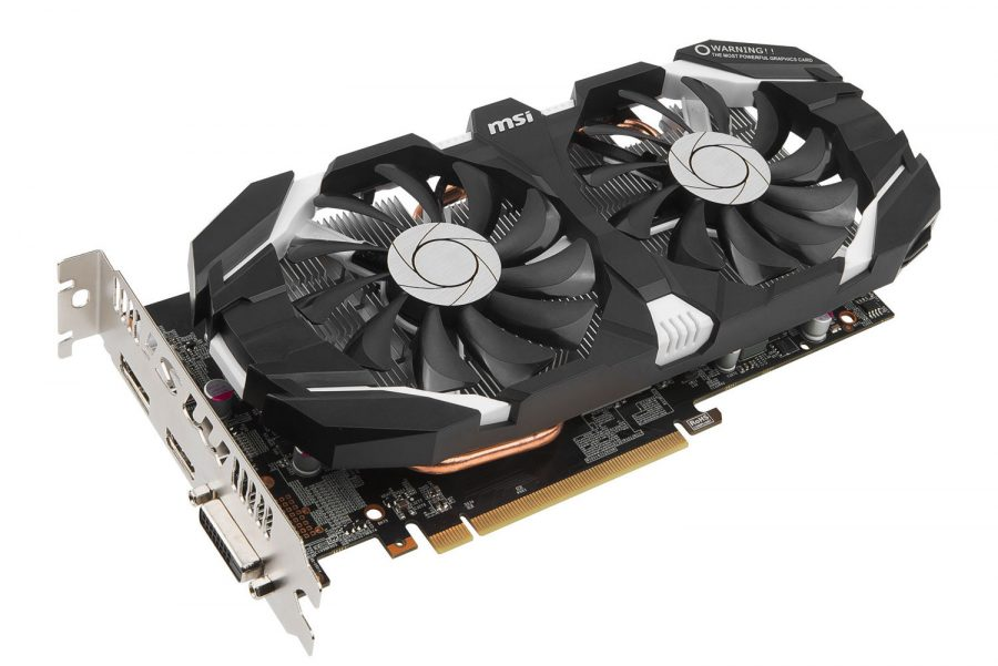 MSI GeForce GTX 1060 6GTOC (7)