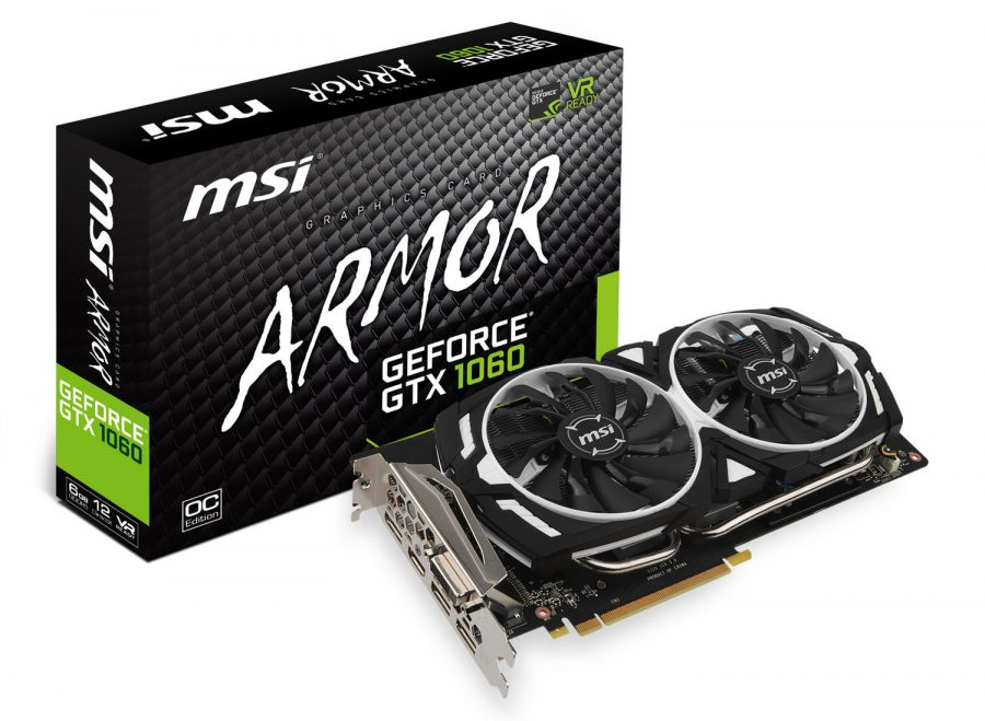MSI GeForce GTX 1060 ARMOR (1)