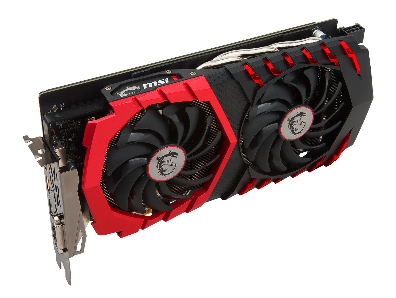 1060 Graphics Card >> MSI GeForce GTX 1060 6GTOC pictured | VideoCardz.com