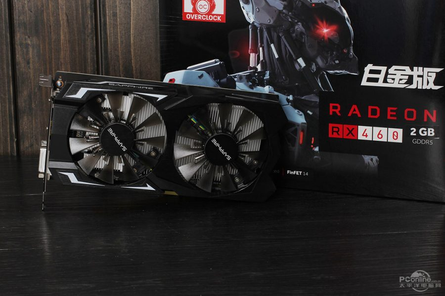 Sapphire Radeon RX 460 Dual (1)