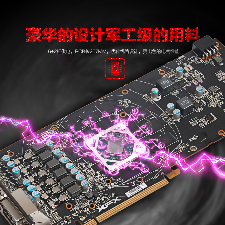 XFX Radeon RX 480 Black Edition (12)