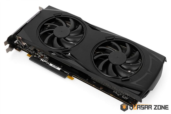 1060 Graphics Card >> XFX Radeon RX 480 Double Dissipation pictured some more | VideoCardz.com