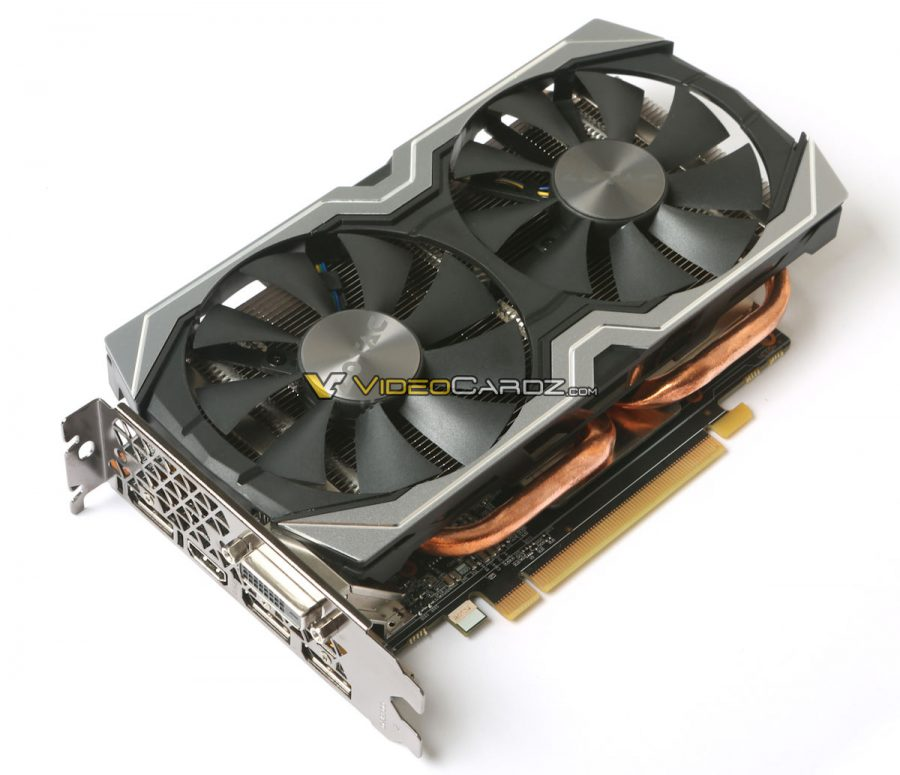ZOTAC GeForce GTX 1060 AMP 6GB (1)