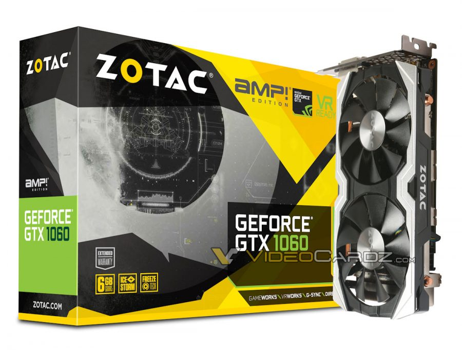 ZOTAC GeForce GTX 1060 AMP 6GB (2)