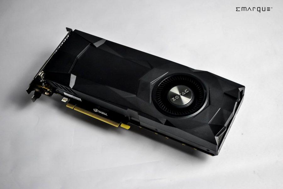 ZOTAC GeForce GTX 1070 Reference Edition (1)