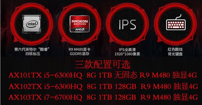 AMD Radeon R9 M480 GPU
