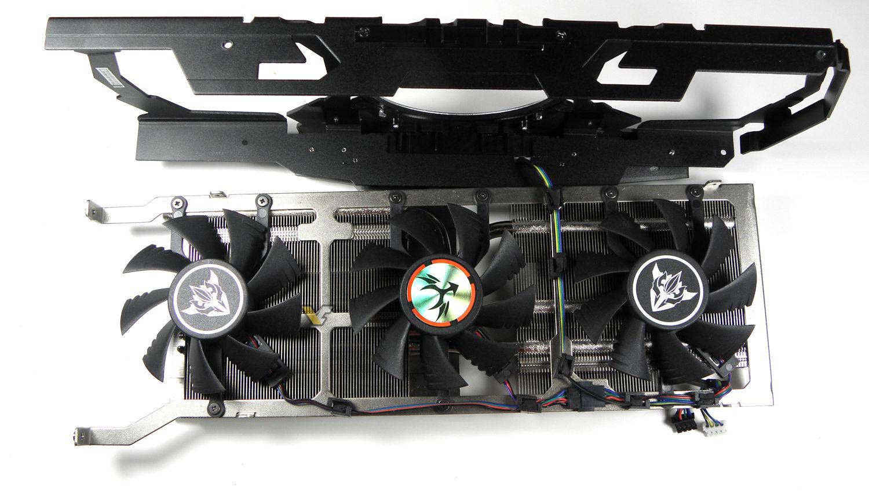Colorful iGame GTX 1070 X-TOP-8G - VideoCardz com