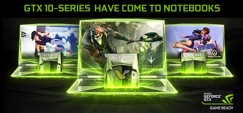 NVIDIA GeForce GTX 10 Mobile Series