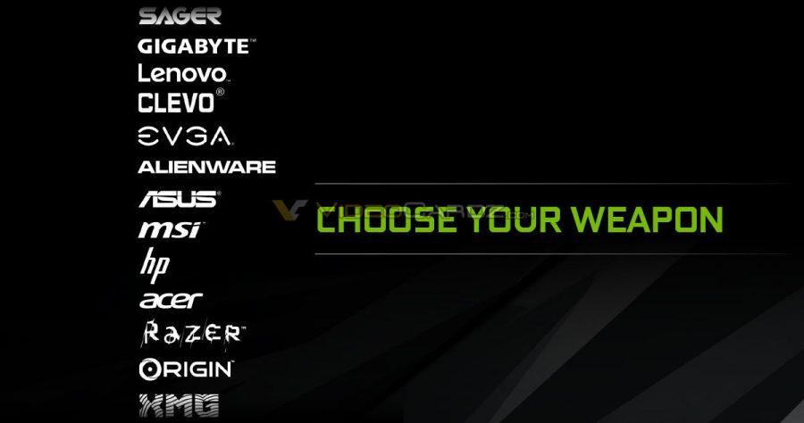 NVIDIA GeForce GTX 10 Pascal Notebook Series (1)