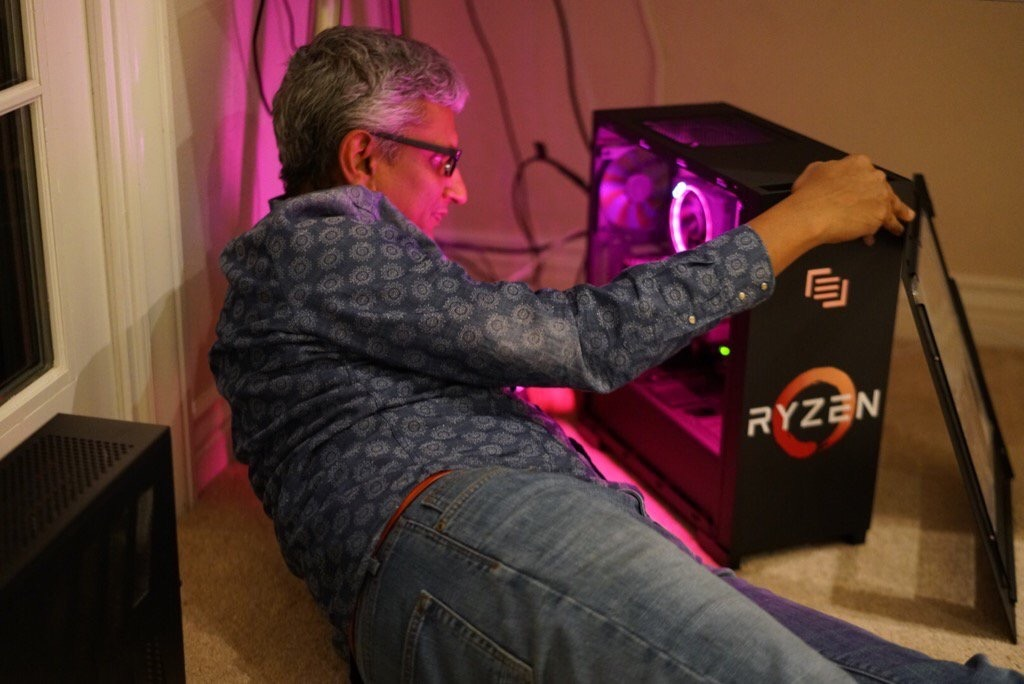 AMD Ryzen reference coolers leaked | VideoCardz com