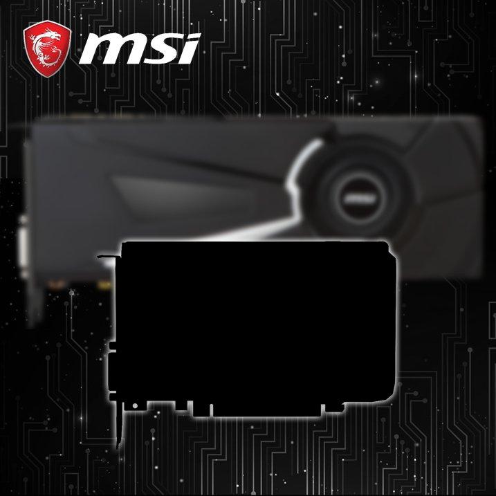 Evga Wallpaper: MSI Teases New Mini-ITX Graphics Card