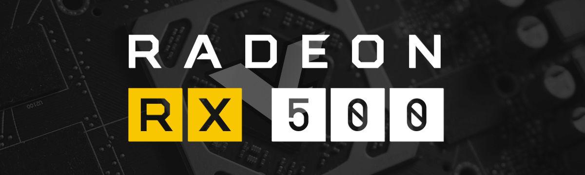 Las nuevas AMD RX 500 series llegarán el próximo 18 de Abril
