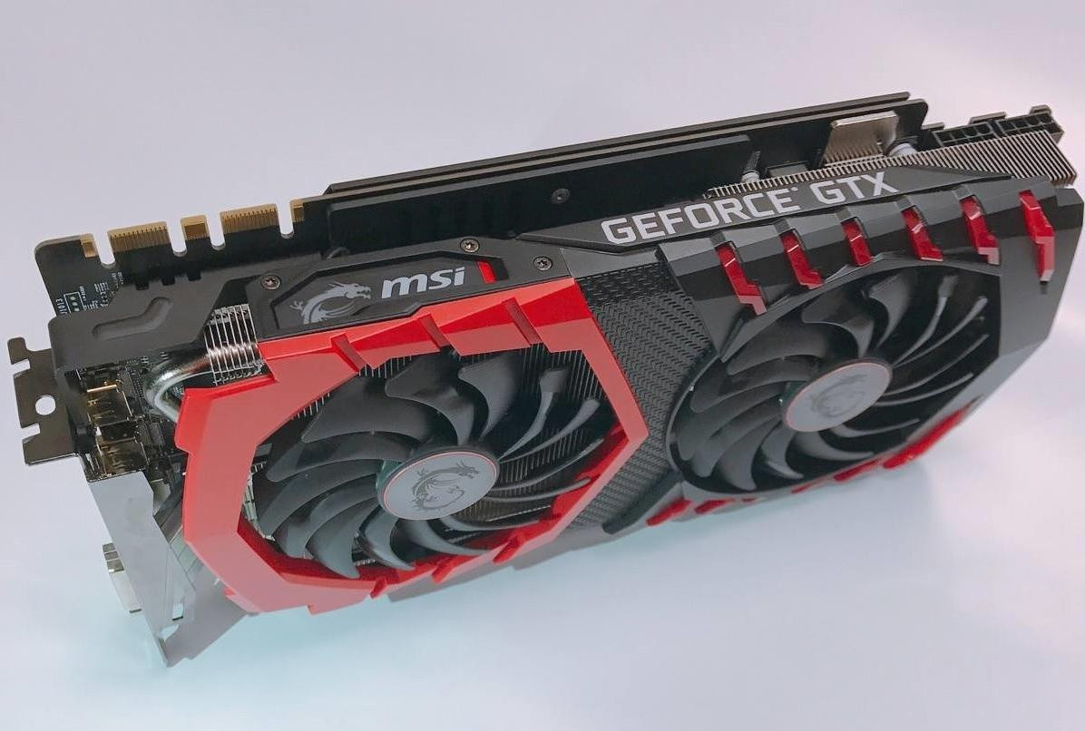 msi geforce gtx 1080 ti gaming x pictured. Black Bedroom Furniture Sets. Home Design Ideas