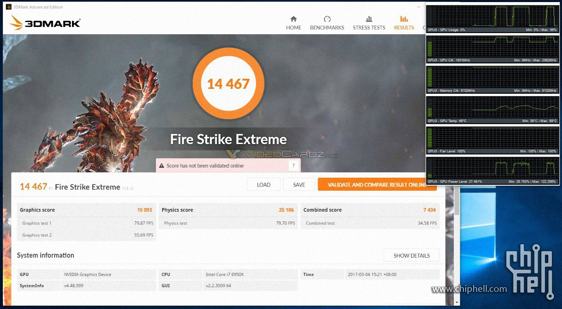 1060 Graphics Card >> First overclocked GeForce GTX 1080 Ti 3DMark benchmarks ...
