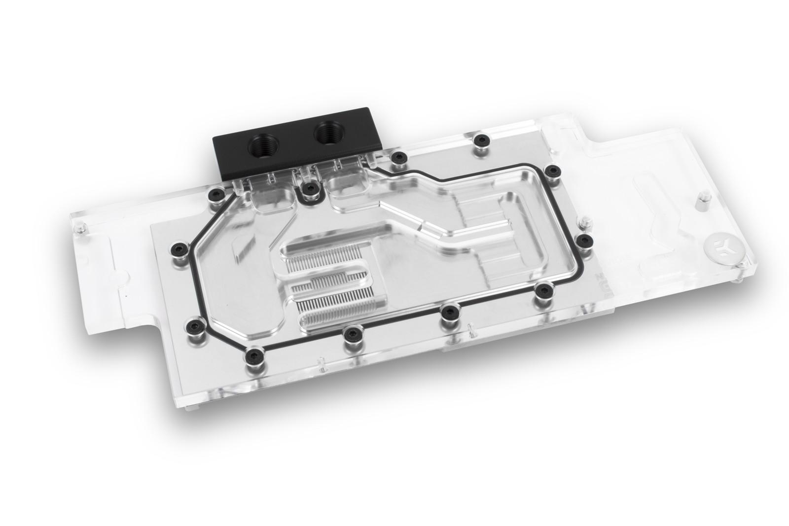 EKWB: TITAN X Pascal waterblocks compatible with GeForce GTX