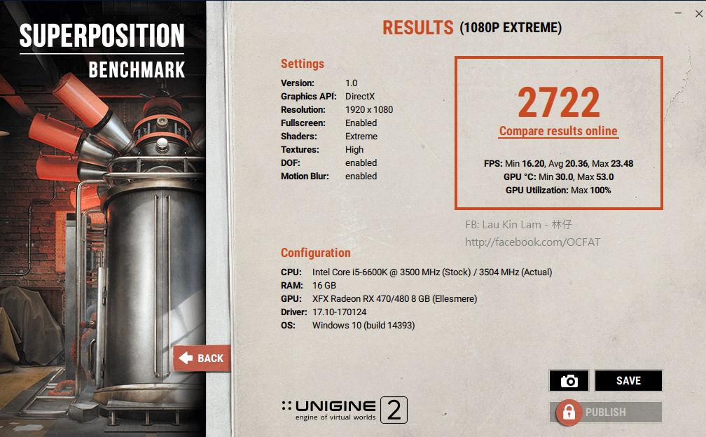 AMD Radeon RX 580: first benchmarks and overclocking | VideoCardz com