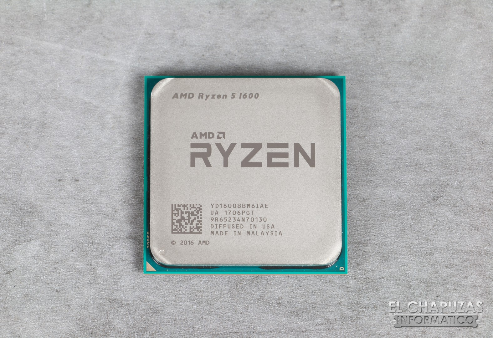 First full review of AMD Ryzen 5 1600 is here | VideoCardz com