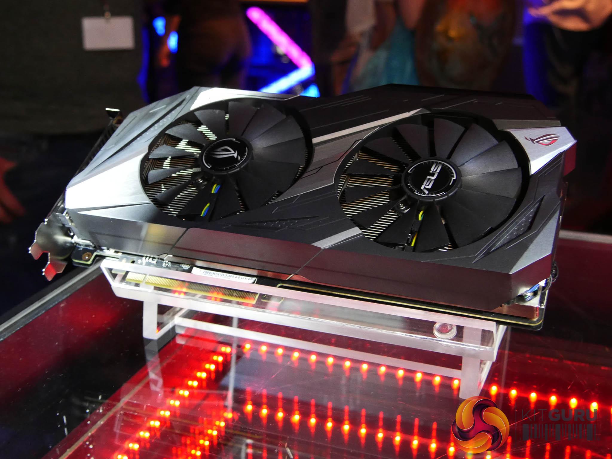 Asus Unveils Gtx 1080 Ti Rog Poseidon Videocardz Com