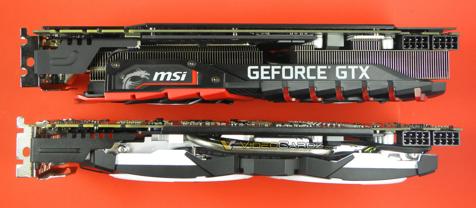 MSI GeForce GTX 1080 Ti ARMOR Review - A closer look @@ MSI GeForce