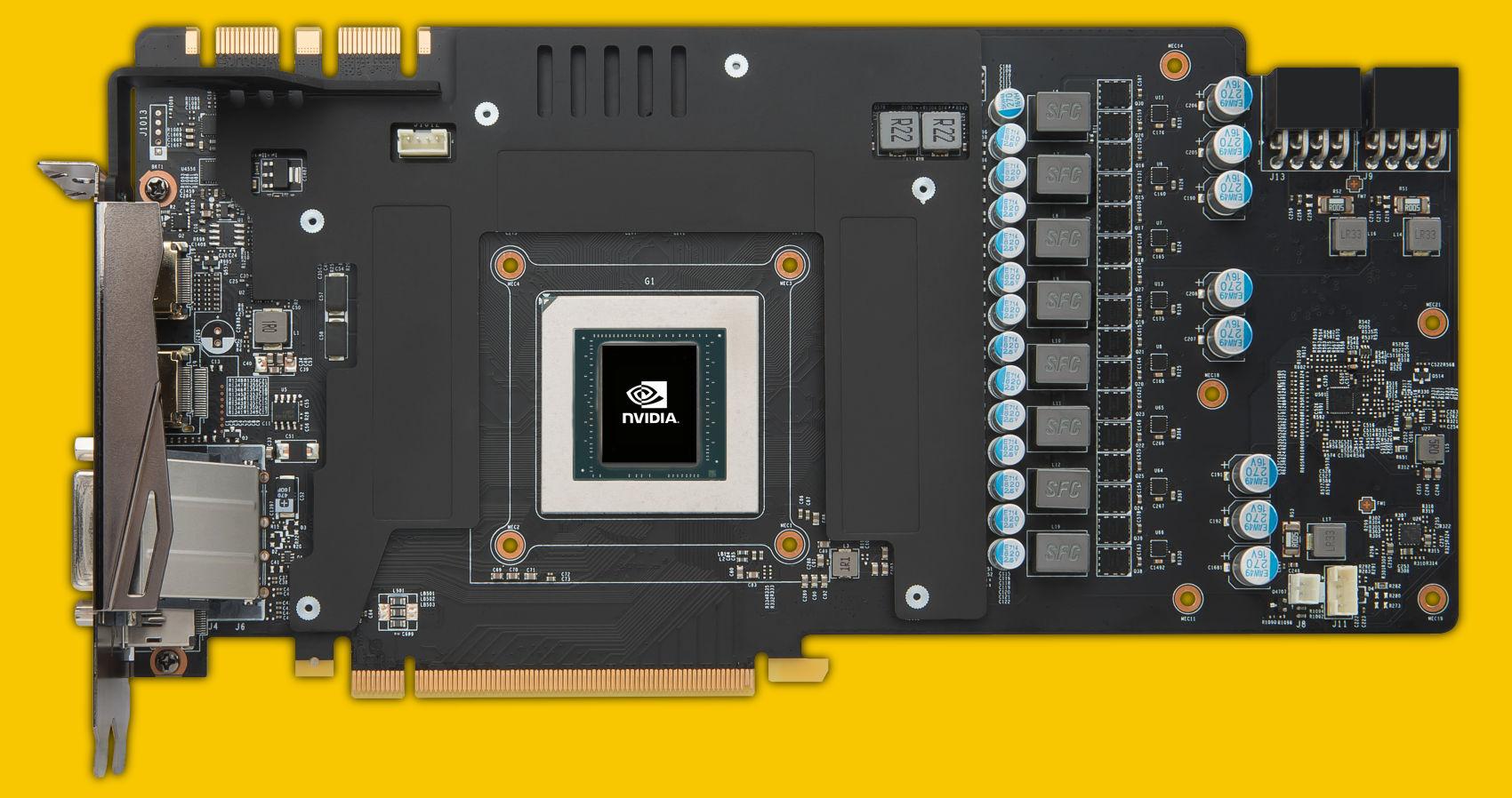 MSI GeForce GTX 1080 Ti ARMOR Review - A closer look @@ MSI