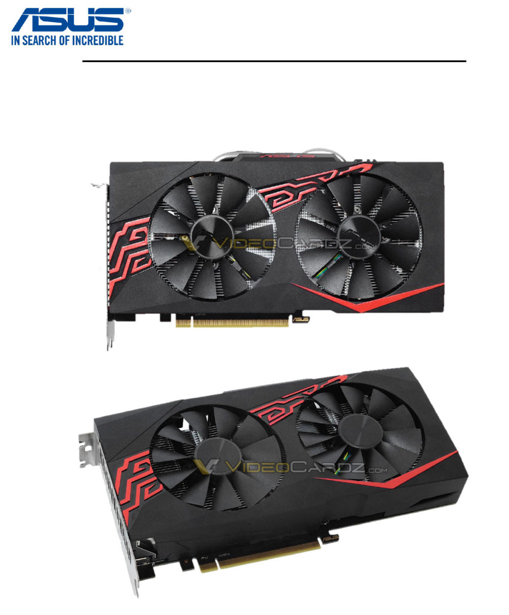 ASUS, COLORFUL and MSI showcase their mining graphics cards