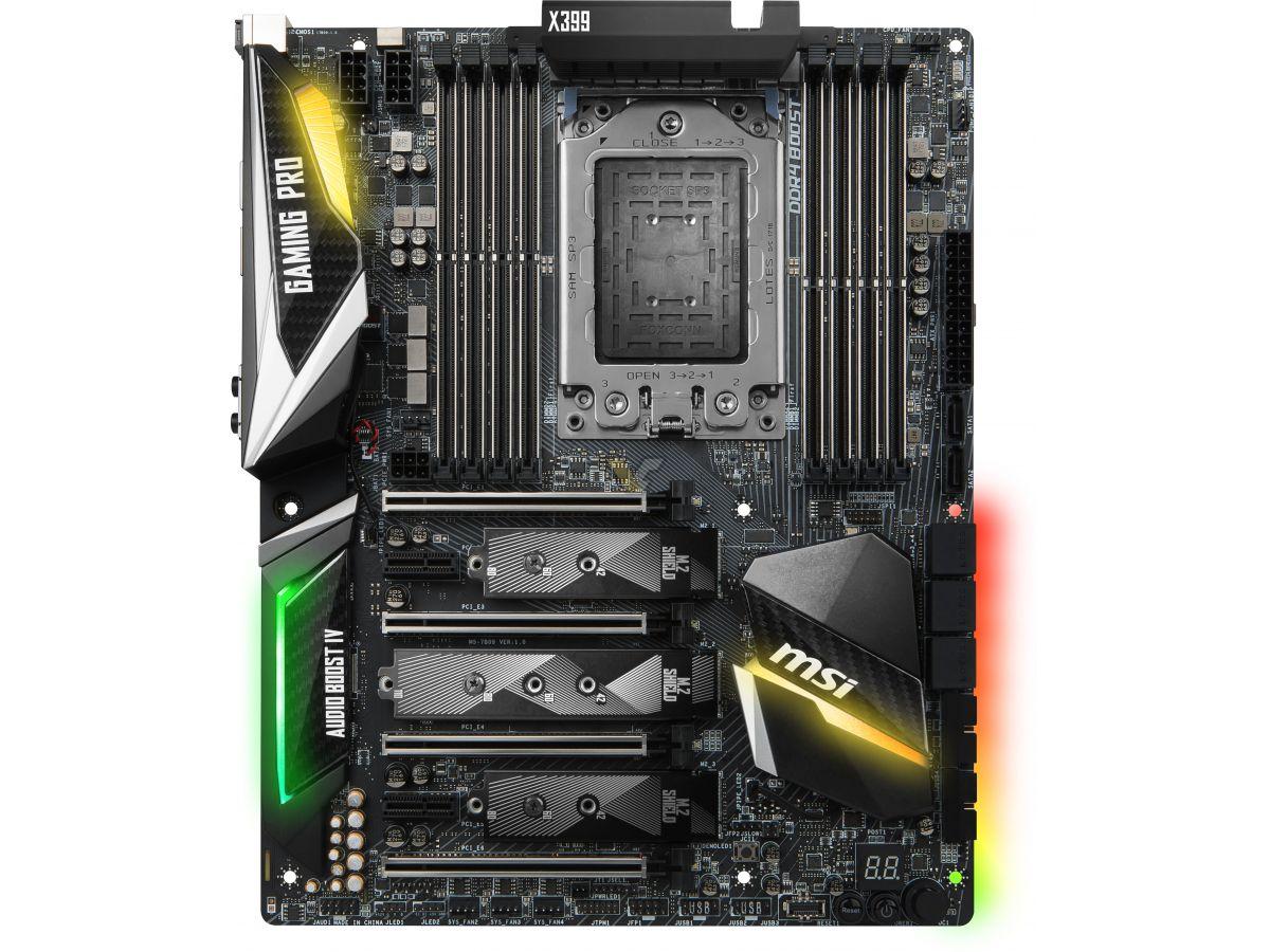AMD Ryzen Threadripper Motherboards Comparison | VideoCardz com