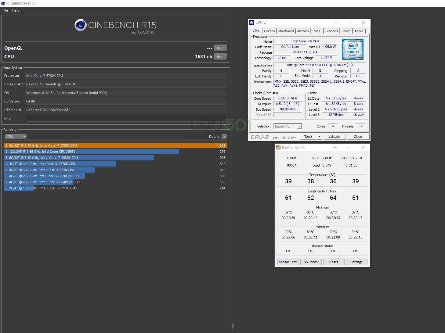 Will Gtx 1060 Bottleneck I7 8700k