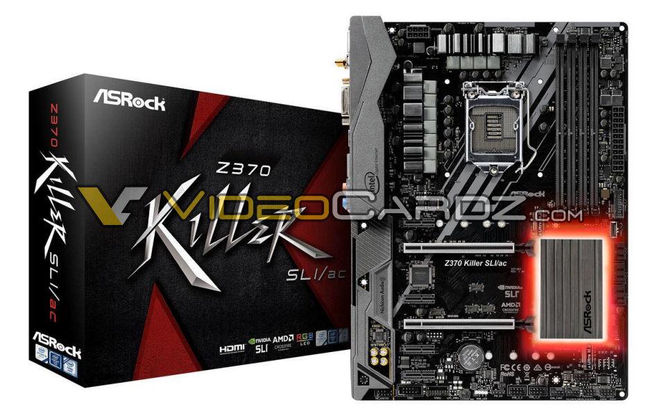 Exclusive: ASRock Z370 motherboards | VideoCardz com