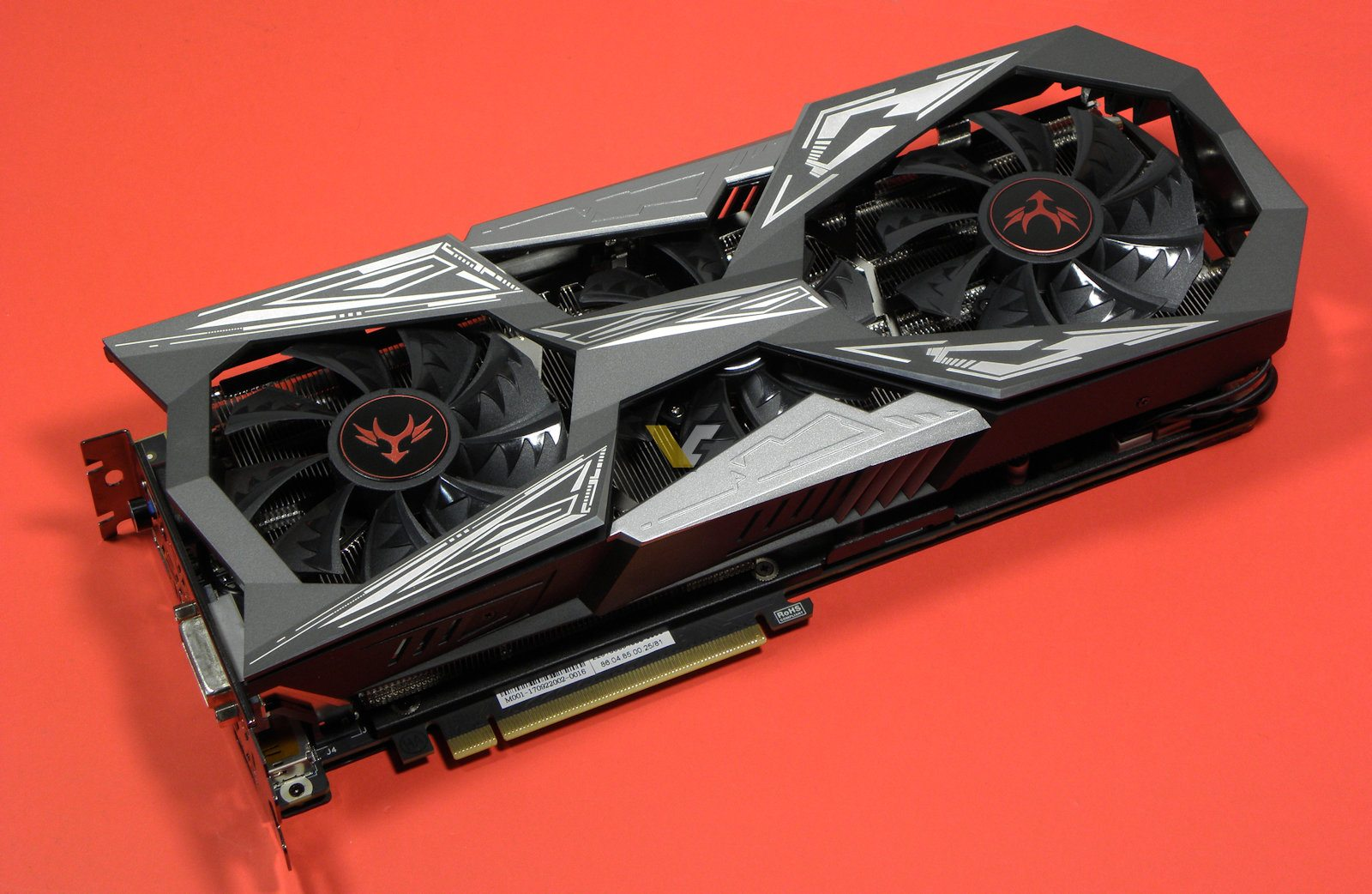 COLORFUL iGAME GeForce GTX 1070 Ti Vulcan XTOP Review - VideoCardz com