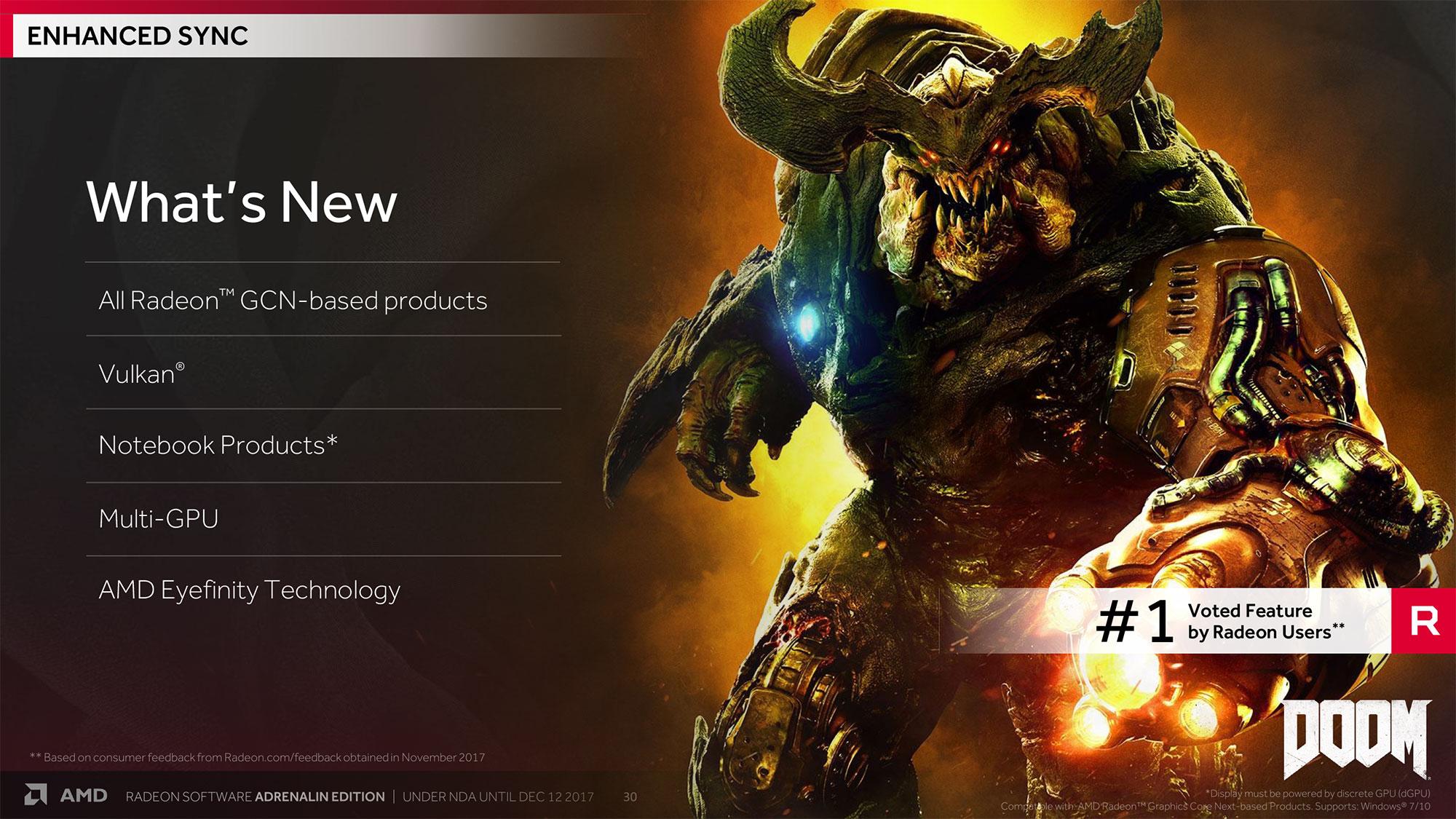AMD Radeon Adrenalin Edition 17 12 1 WHQL - VideoCardz com