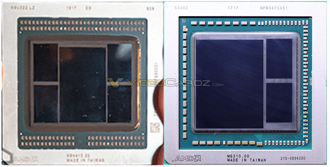 AMD's 7nm VEGA is much smaller than 14nm VEGA | VideoCardz com