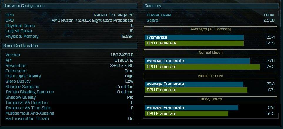 AMD Radeon Pro Vega 20 spotted | VideoCardz com