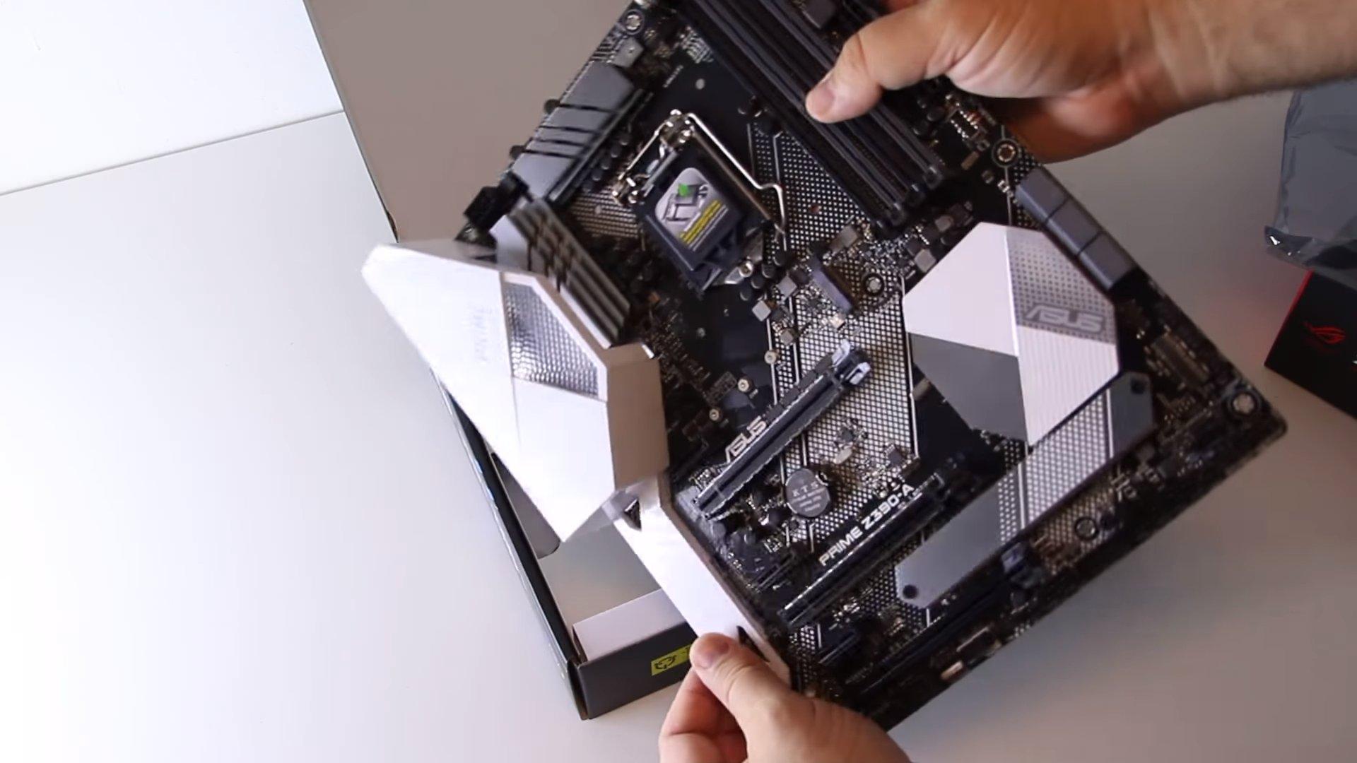 ASUS ROG STRIX Z390-I and PRIME Z390-A motherboards leaked