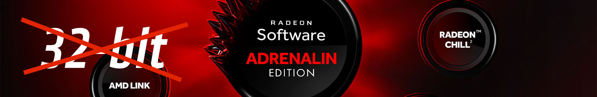 AMD ends 32-bit Radeon display driver support | VideoCardz com