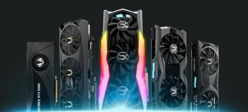 ZOTAC unveils GeForce RTX 2080 AMP Extreme graphics card ...