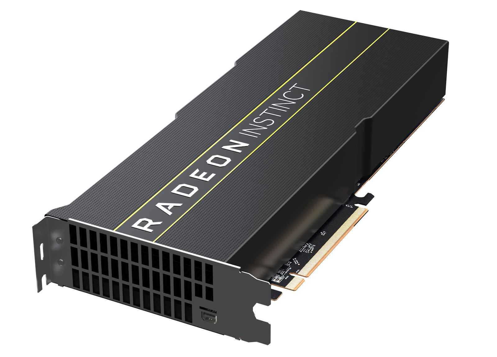 AMD announces Radeon Instinct MI60 and Instinct MI50 - VideoCardz com