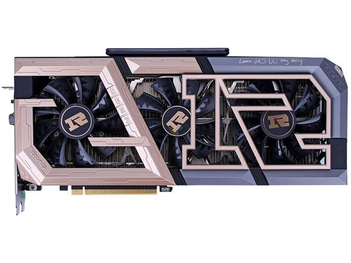 COLORFUL launches GeForce RTX 2080 (Ti) RNG Edition with