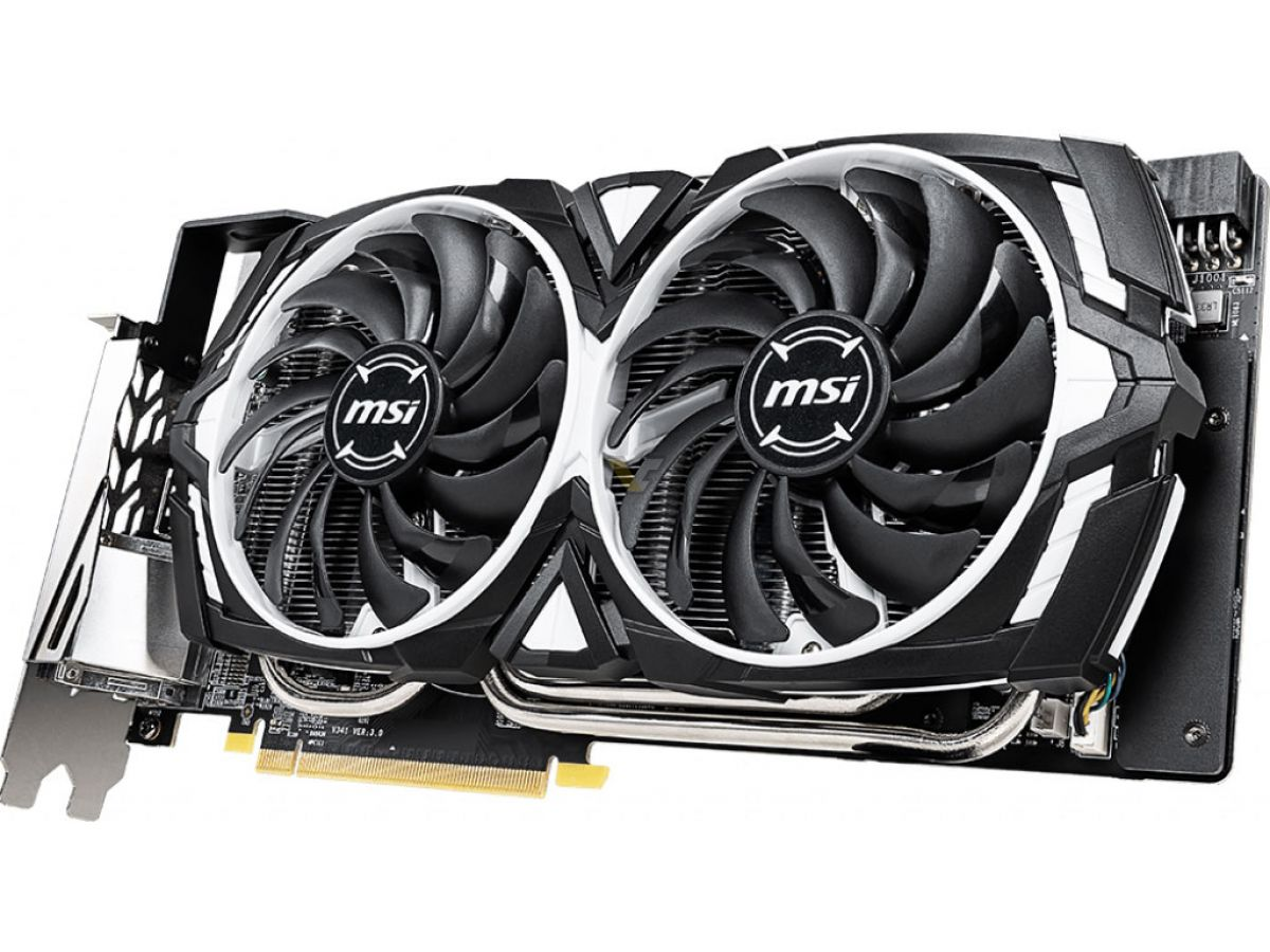 Msi Finally Releases Radeon Rx 590