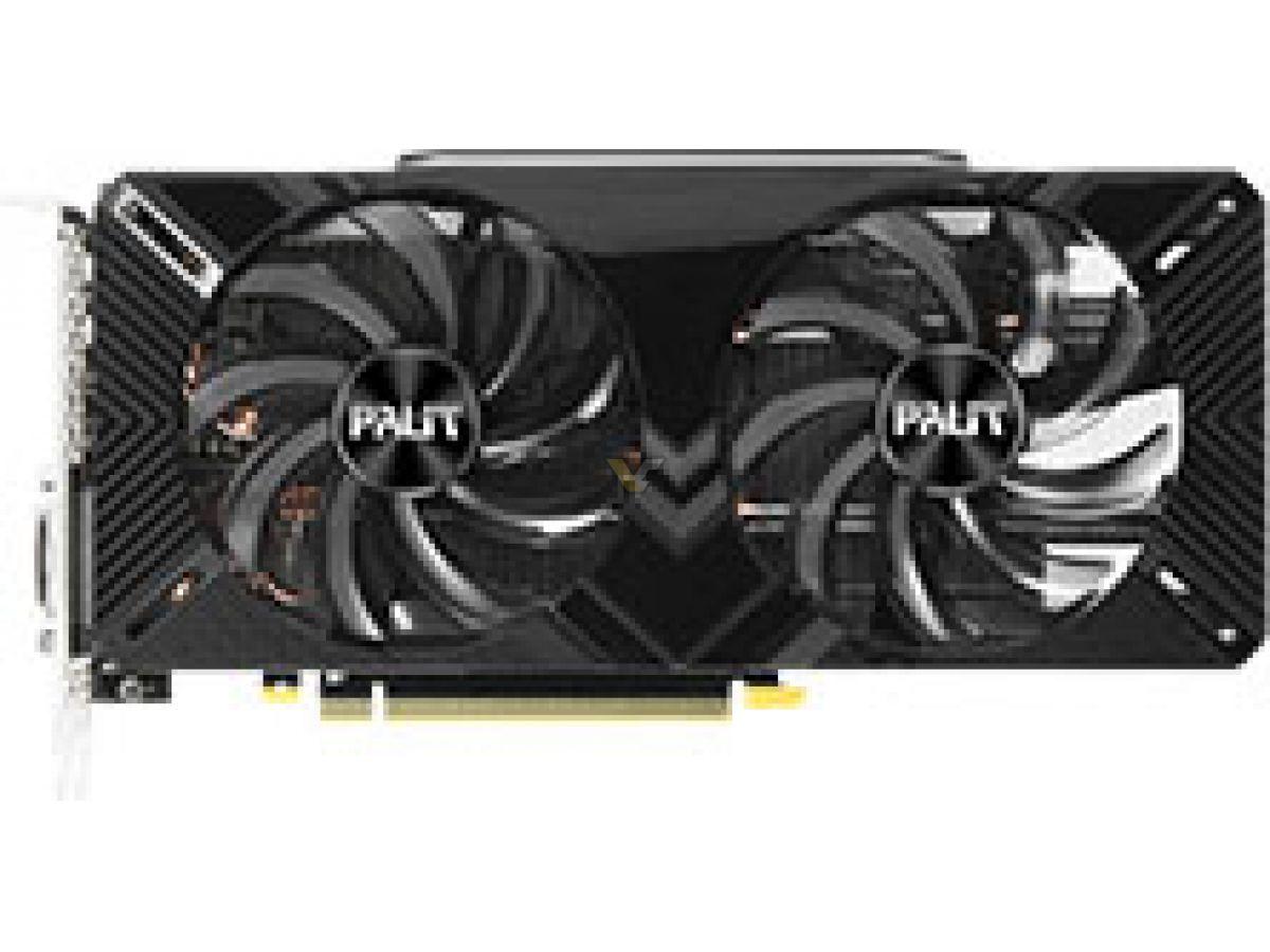 PALIT launches GeForce GTX 1660 Ti StormX & Dual series - VideoCardz com