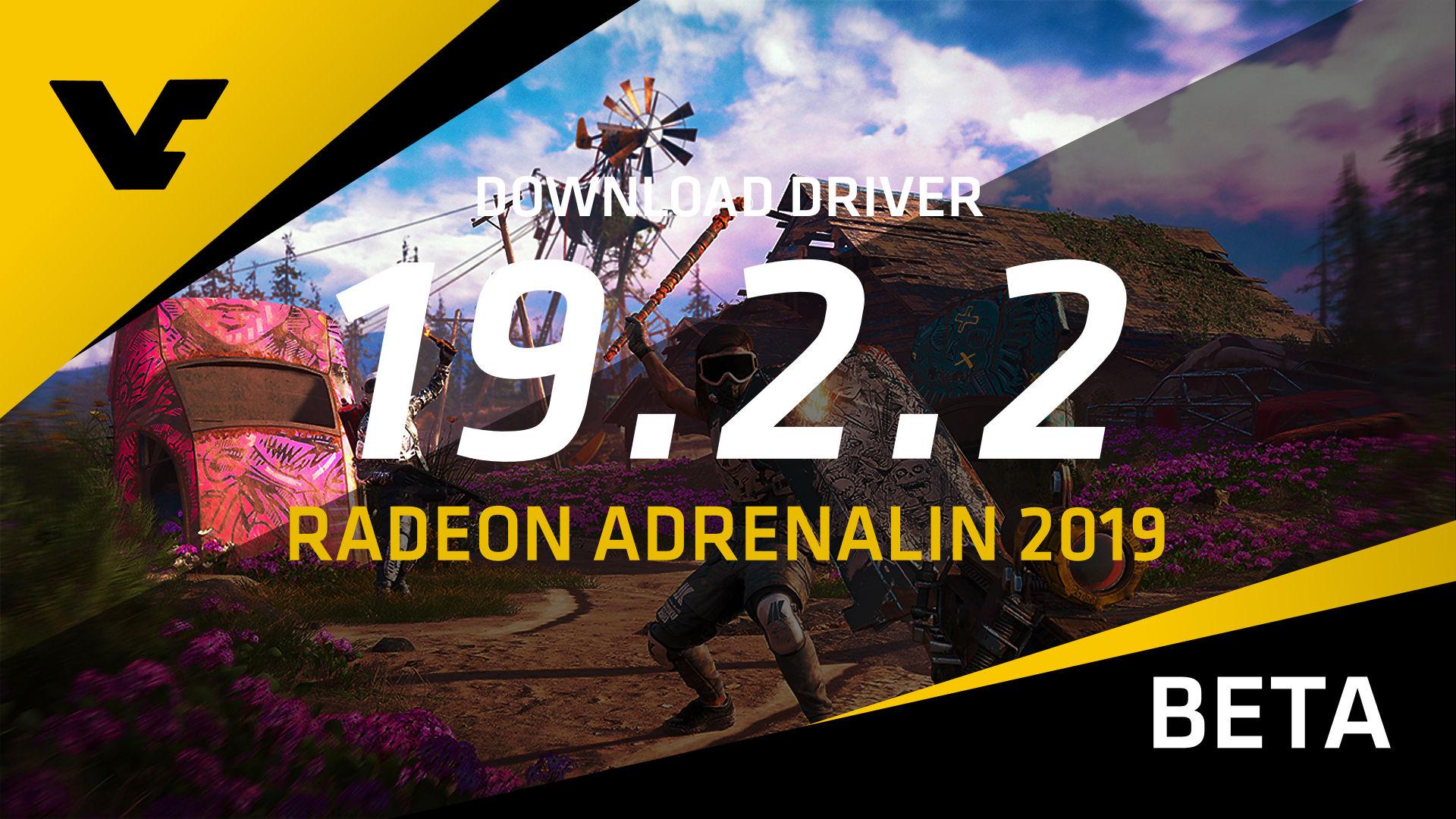 AMD Radeon Adrenalin 2019 19 2 2 - VideoCardz com
