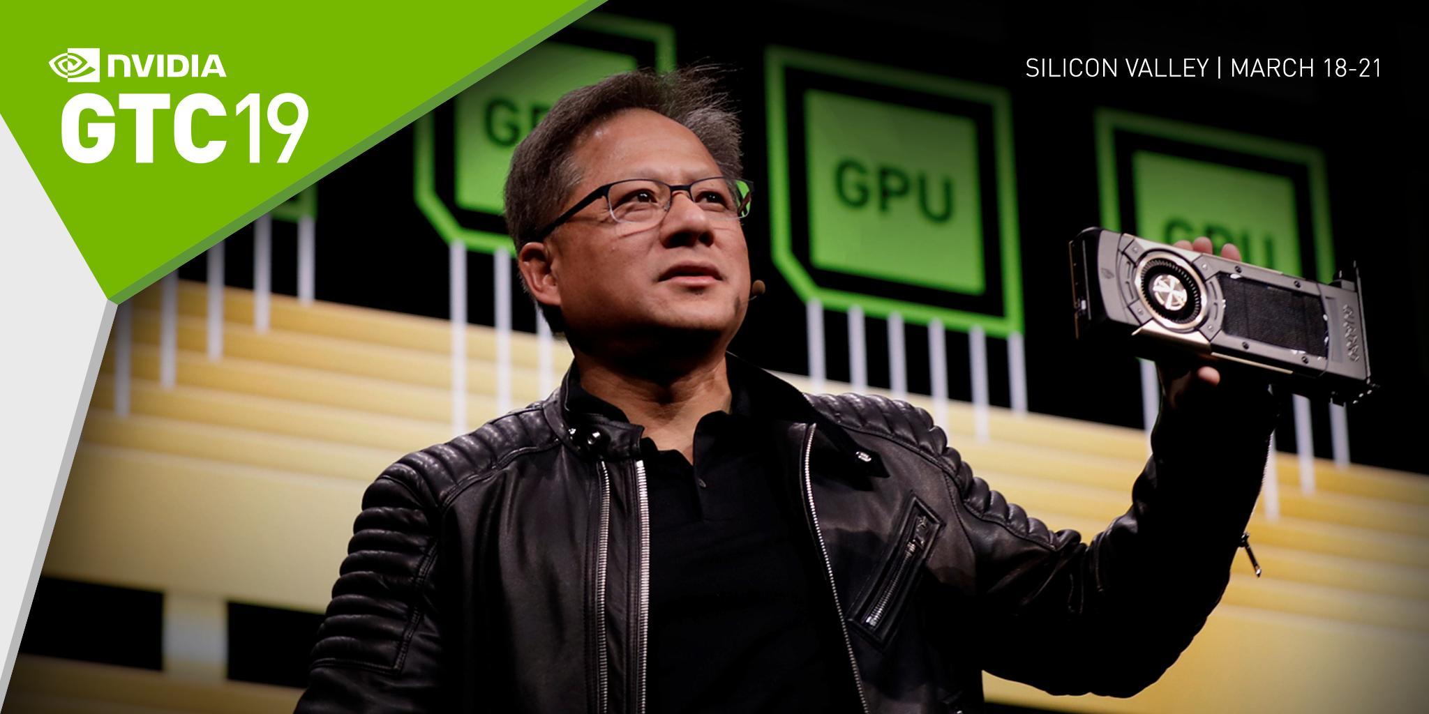Watch Nvidia Ceo Jensen S Gtc 2019 Opening Keynote Here Videocardz Com