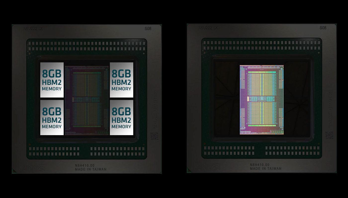 AMD announces Radeon Pro Vega II Duo, a dual Vega 20