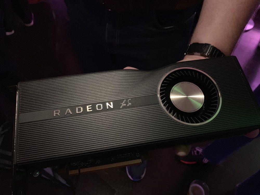 AMD announces Radeon RX 5700 XT 50th Anniversary Edition ...