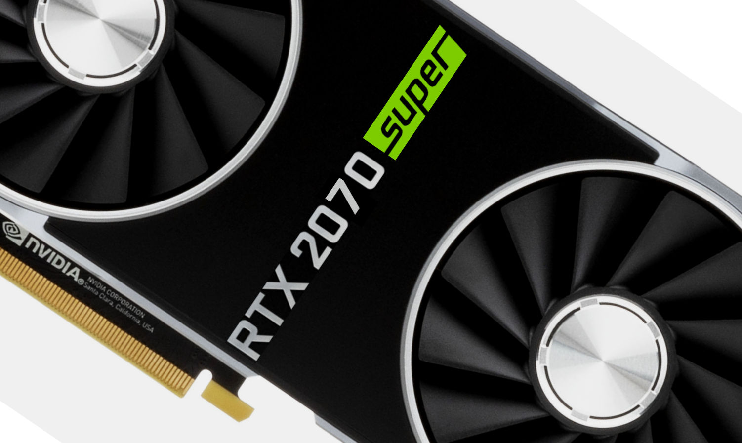 NVIDIA to announce GeForce RTX 2080 SUPER, 2070 SUPER and 2060 SUPER