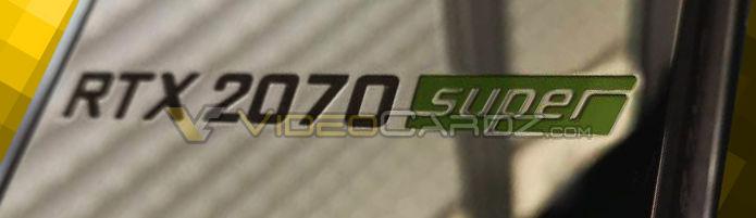 NVIDIA GeForce RTX 2070 SUPER and RTX 2060 SUPER final